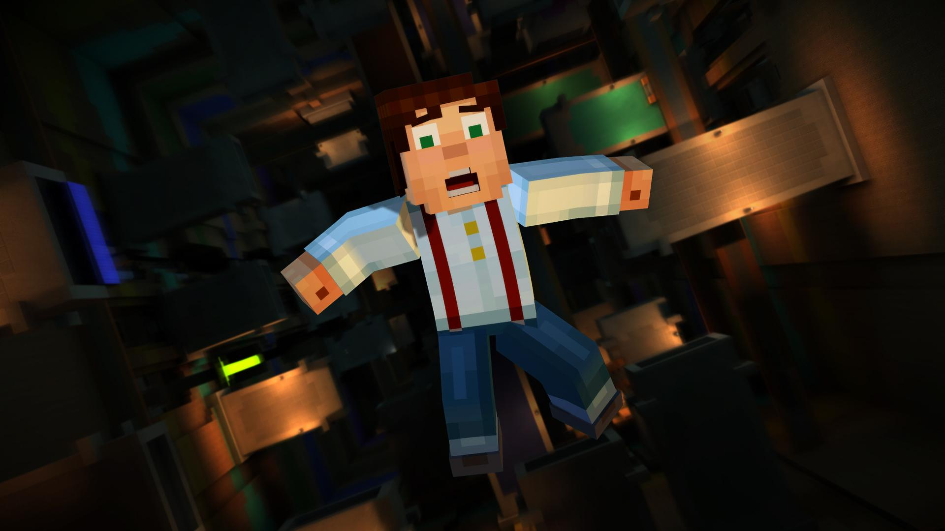Minecraft: Story Mode screenshot #8