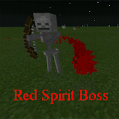Red Spirit Boss Mod Mod MCPE