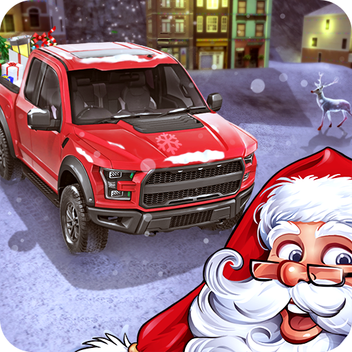 Christmas Driver: Santa Gift Delivery (game)