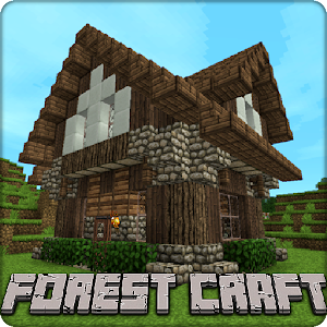 Forest Craft: Building 1.0.4 Icon