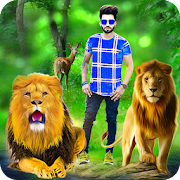 Wild Animal Photo Editor - Animal Photo Frames‏