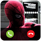 Prank from Spider-Man Call