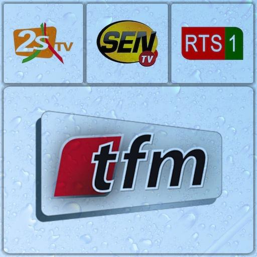 TV Replay Sénégal Icon