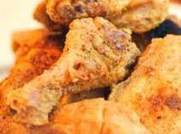 Oven Fried Chicken- Simple And Good Recipe