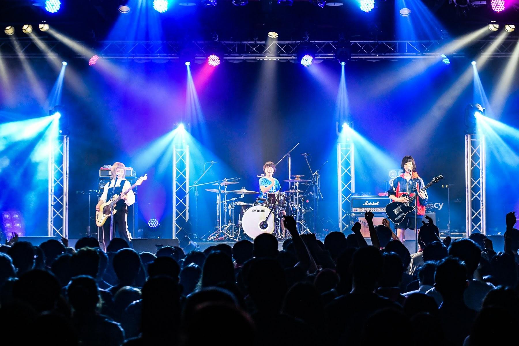 【迷迷現場】日本女子樂團 SHISHAMO 首次來台 中文超溜「大家好棒棒!」