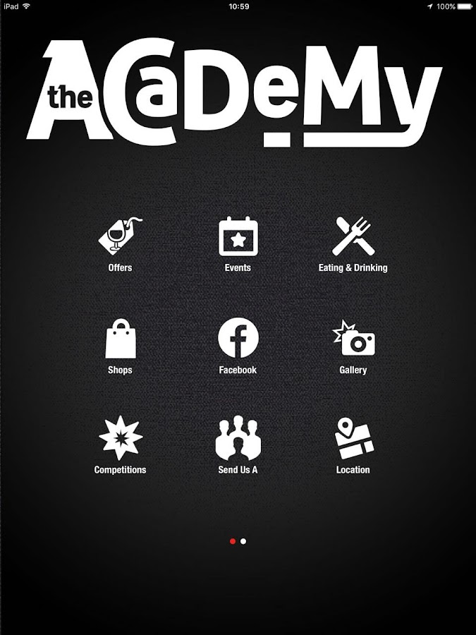 Academy Aberdeen- screenshot