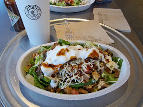 Photo: Lunch At Chipotle