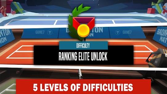 Badminton League MOD Apk 3.71.3957 (Unlimited Coins) 8
