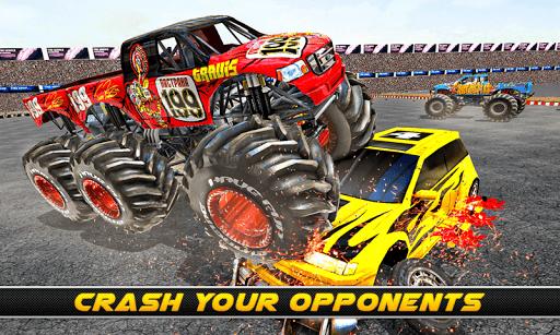Demolition Car Derby Stunt 2020: New Car Game 2k20 apktram screenshots 2