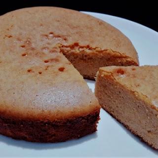 Whole Wheat Cake Eggless Recipe