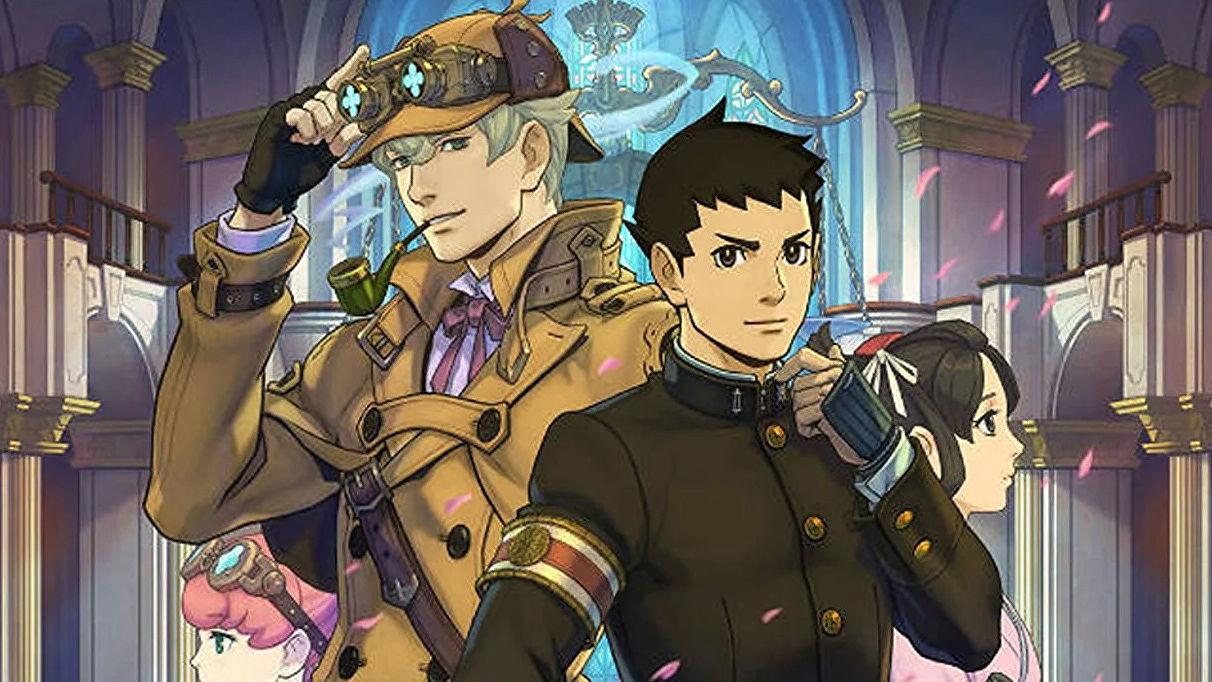The Great Ace Attorney Chronicles is coming to PC, says yet another leak |  Rock Paper Shotgun