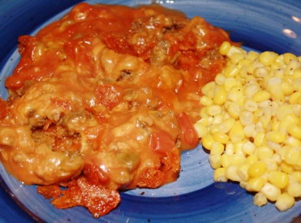 Jeanette's Taco Crunch Casserole Recipe