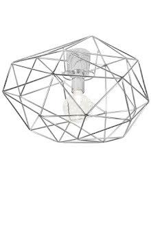 Globen Lighting Diamond Plafond Krom - lavanille.com