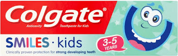 Colgate Smile Kids Anti Cavity Toothpaste - 50ml