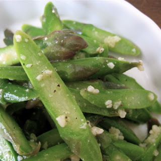Shaved Asparagus with Pecorino