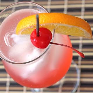 Cherry Vodka Sour.
