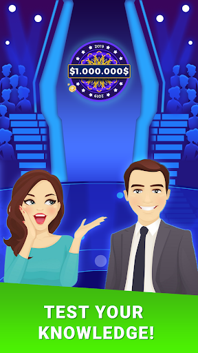 Millionaire 2019 - General Knowledge Trivia Quiz download 1