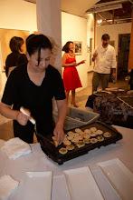 Photo: Chef Isabel de Caudillo of Ell Buen Comer, La Cocina