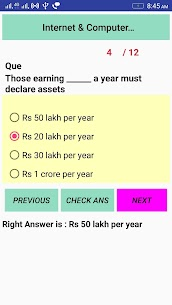 Income Tax Officer Exam App Download For Android 3