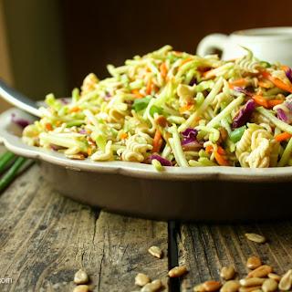 Ramen Broccoli Salad.