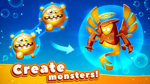 Tap Tap Monsters: Evolution Clicker screenshots 4