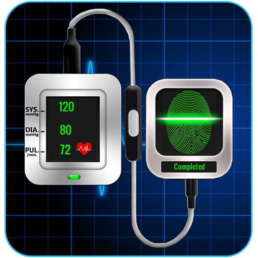 Blood Pressure Check Point Prank