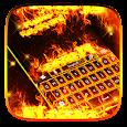 Flames Keyboard 2020 apk