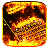 Flames Keyboard