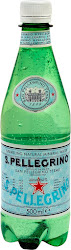 S.Pellegrino Natural Mineral Sparkling Water - 50cl