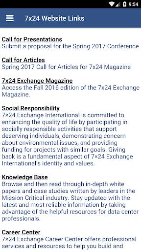 玩免費遊戲APP|下載7x24 Exchange Conferences app不用錢|硬是要APP