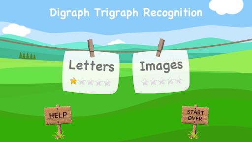 识别英语二合字母和三合字母