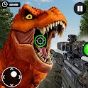 Real Dinosaur Hunter: Hunting Games icon