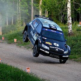 by Eugenija Seinauskiene - Sports & Fitness Motorsports