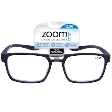 Gafas Zoom Togo Lectura   Basic U 1 Aumento 2.50 X 1Und
