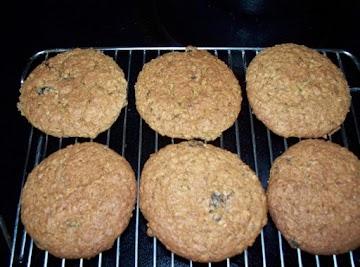 Old-fashion Oatmeal And Raisins Cookies Recipe