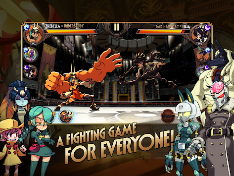 Skullgirls APK screenshot thumbnail 12