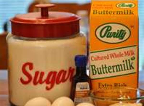 Sour Dough Cookies Recipe