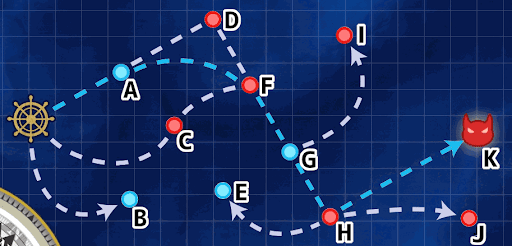 6−1 大鯨ルート