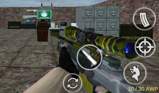 Critical Strike Ops Online Fps apkpoly screenshots 5