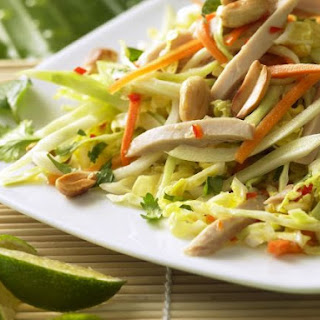 South-east Asian-style Chicken Salad