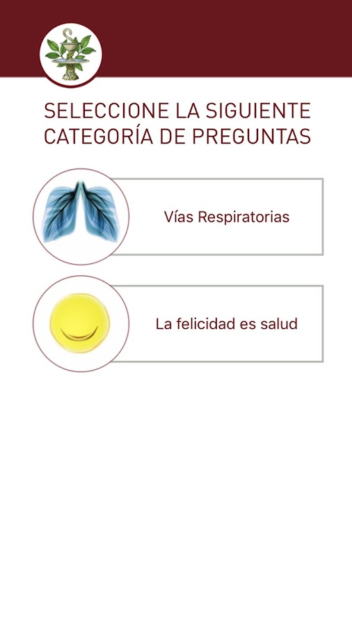 Te sabes la salud?- screenshot
