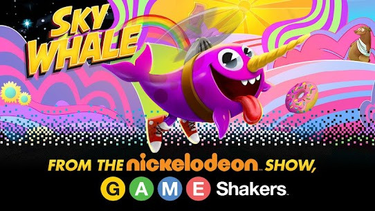 Sky Whale [Free Purchase] (MOD, Unlimited Coins) 1