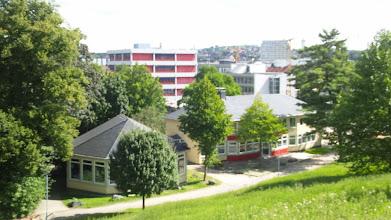 Photo: Kultopia - ehemaliges Jugendheim am Buschey.