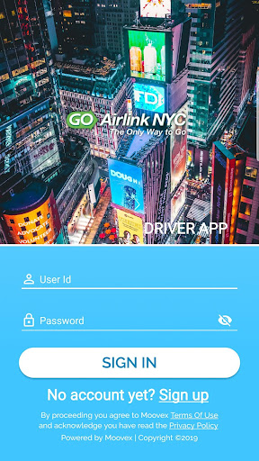 go airlink driver screenshot 1