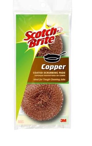 esponja scotch-brite cobre 2und
