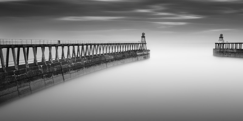 Photo: A shot taken in Whitby last September whilst on a little jaunt of the North of England.  Glad to say that I'll be heading back this way in a couple of weeks, where I will be co-leading a workshop with Doug Chinnery.  The workshop is dedicated to long exposure photography and both Doug and I will be providing a PDF following the course detailing our workflow.  If you are interested in attending, we still have some places left, therefore, please contact me or visit Doug's website:    http://www.dougchinnery.com/