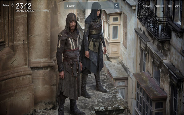 Assassin's Creed Movie Wallpapers Theme