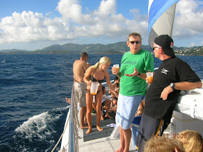 Photo: Castaway Girl, snorkel , St Thomas USVI, (loved it) lots of drinks on the way back.