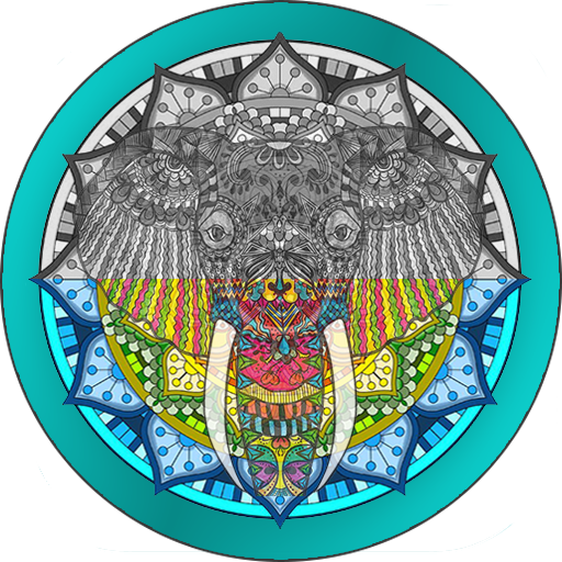 Mandala Color By Number Coloring Book Google Play De Uygulamalar