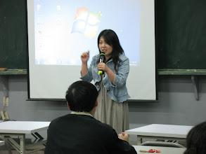 Photo: 20110331口才主持實務004